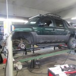 montage verhogingset 6 inch Chevrolet Avalanche