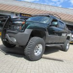 Chevrolet Avalanche Saris Offroad Edition