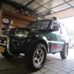 Suzuki Jimny offroad edition