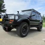Toyota Landcruiser 80 serie terreinklaar maken