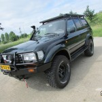 Landcruiser HDJ80 Outback Edition