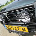Verstralers Toyota Landcruiser