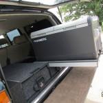 koelkast op schuifvloer voor maximaal gemak bij in en uitladen
