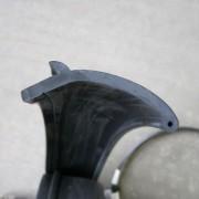 65 mm flexibele spatbordverbreding fender flare