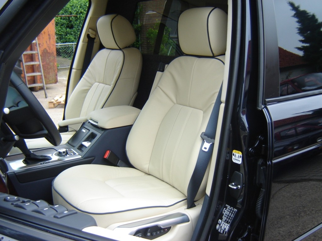 Interieur Range Rover