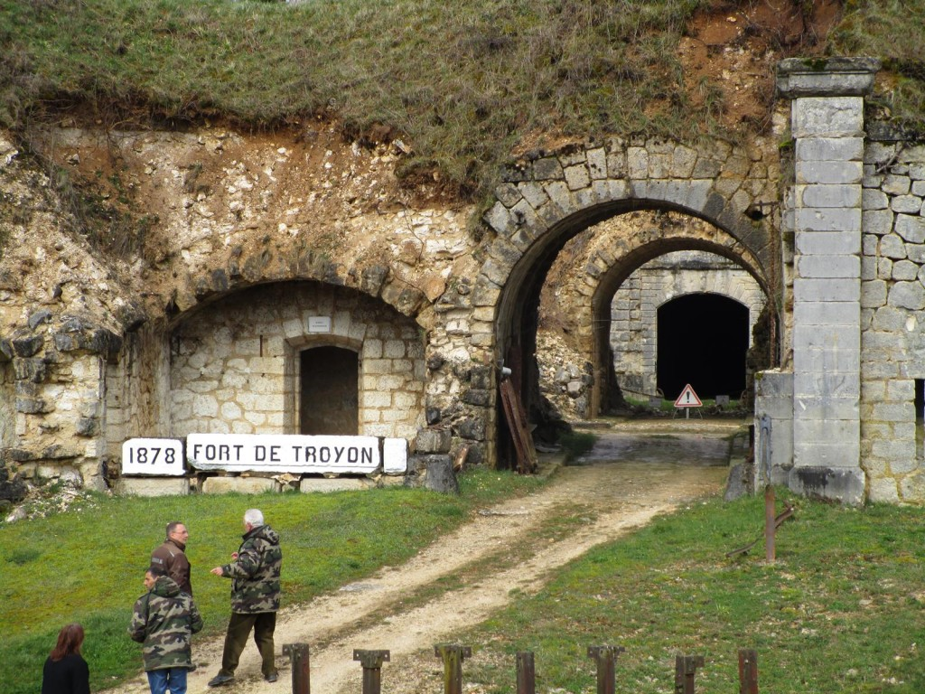 Rondleiding door het fort