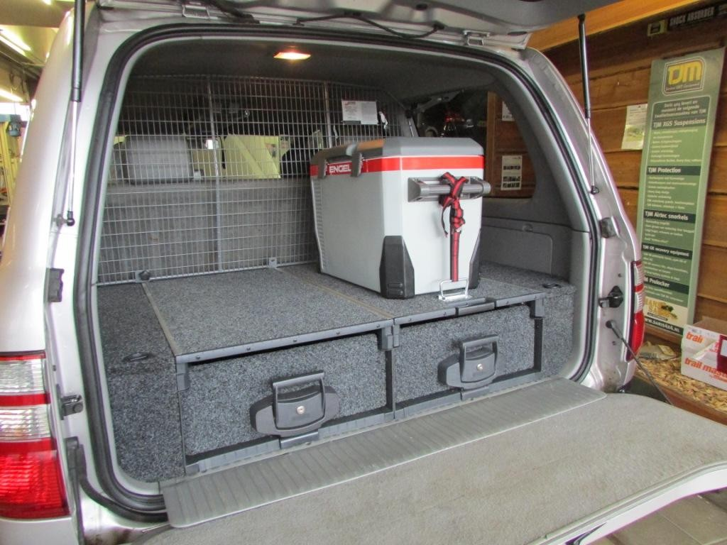 Ladesysteem ARB Toyota 105