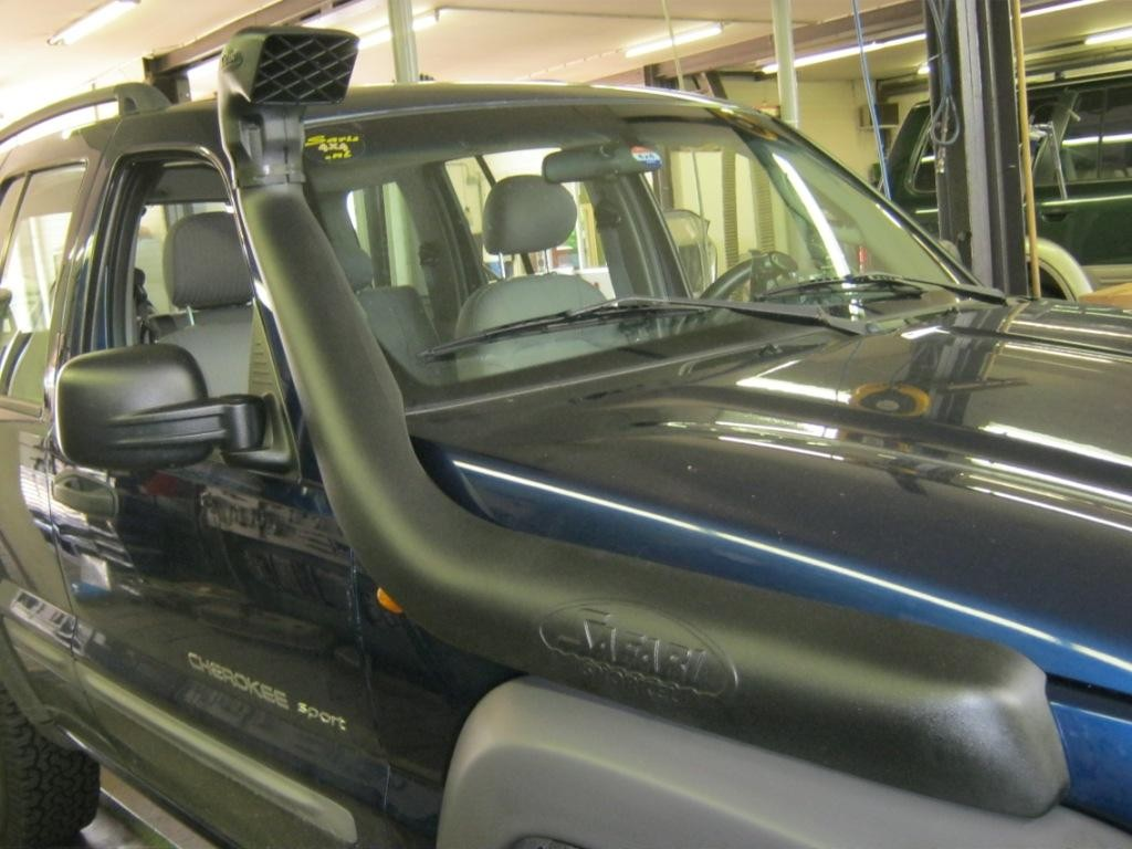 Snorkel Jeep Cherokee KJ