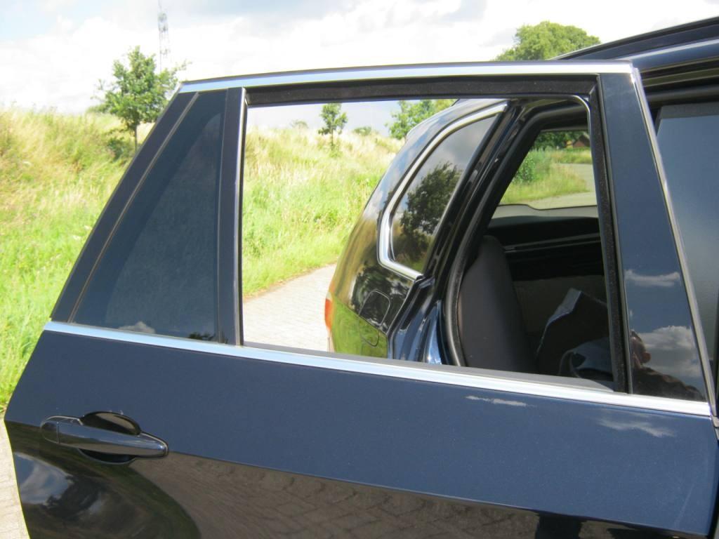 BMW X5 grijs kenteken