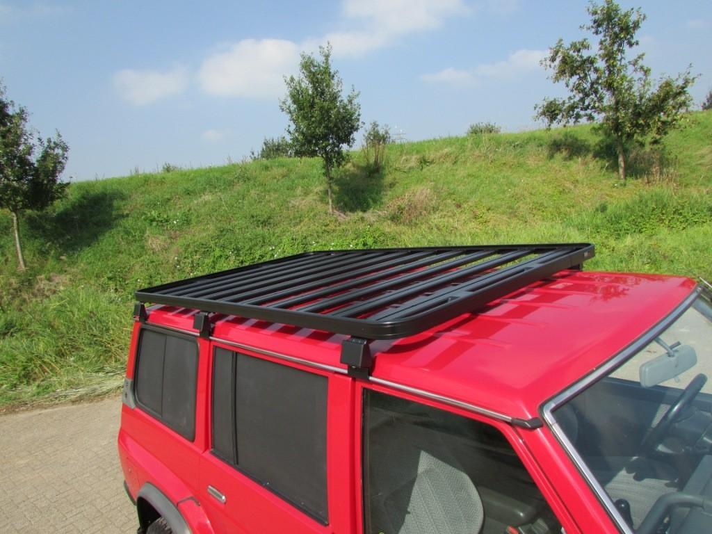 Nissan Patrol Frontrunner roofrack