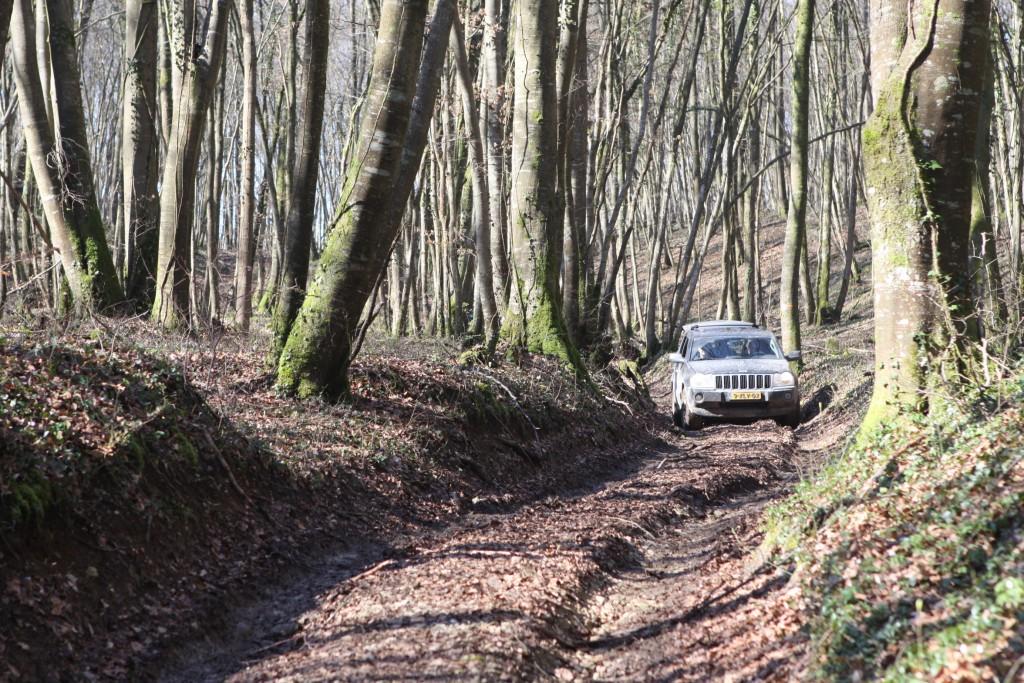 4x4 rijden in Frankrijk