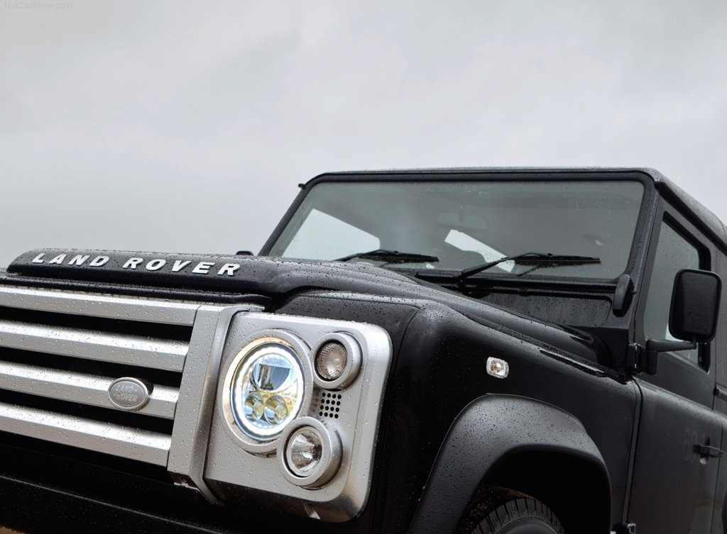 LandRover Defender LED Koplamp