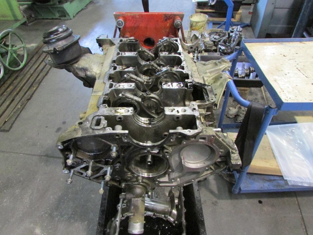 Mercedes GL Motor