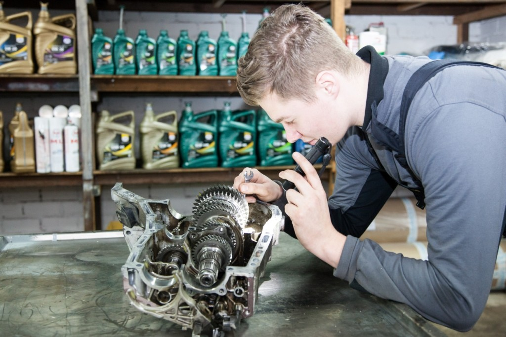 versnellingsbak reparatie en revisie