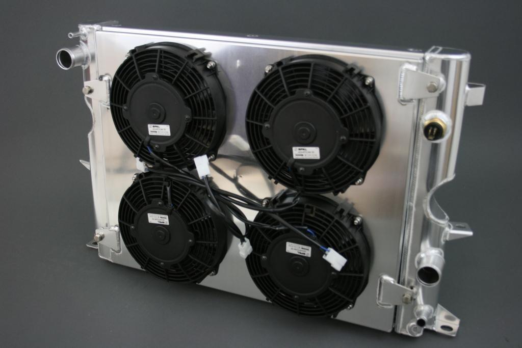 TD5+eletro fans
