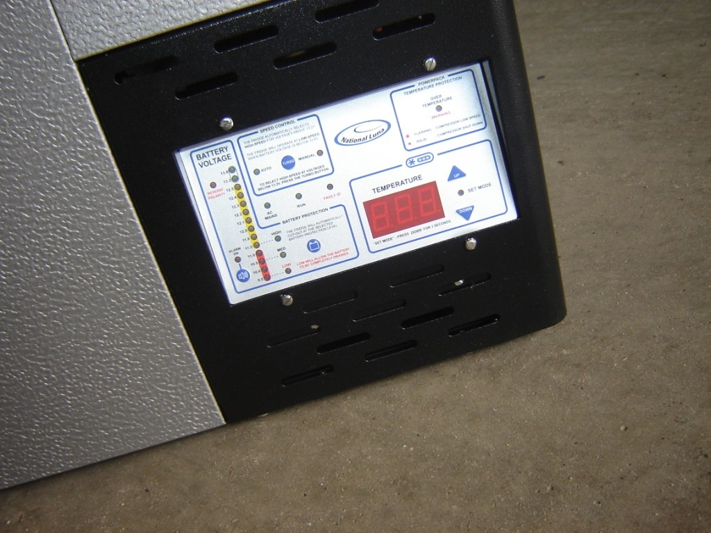 Battery Management op compressor koelkast