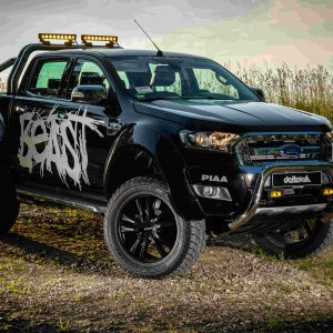 wide body kit Ford Ranger