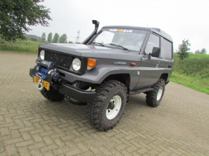 Toyota Landcruiser Offroad Edition