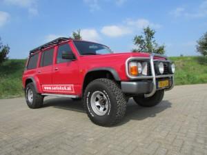 Nissan Patrol GR Y60 2.8 TD LWB