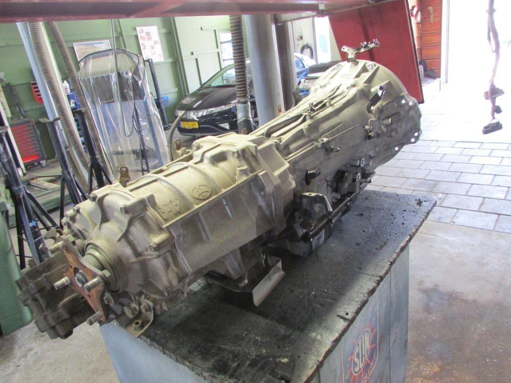 4x4 versnellingsbak koppeling vervangen