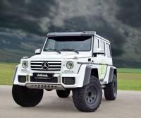 Saris 4x4 Mercedes G500 specialist