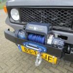 Superwinch lier Toyota Landcruiser 70 serie