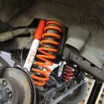 Verhogen Toyota HDJ80