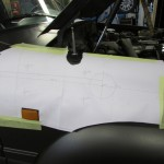 TJM Airtec snorkel montage Toyota HDJ80