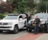 Saris 4x4 importeur Black Sheep producten VW Amarok