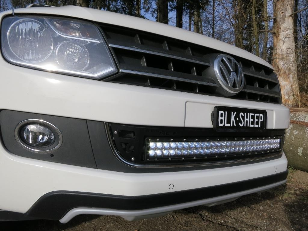 LED Bar in bumper VW Amarok