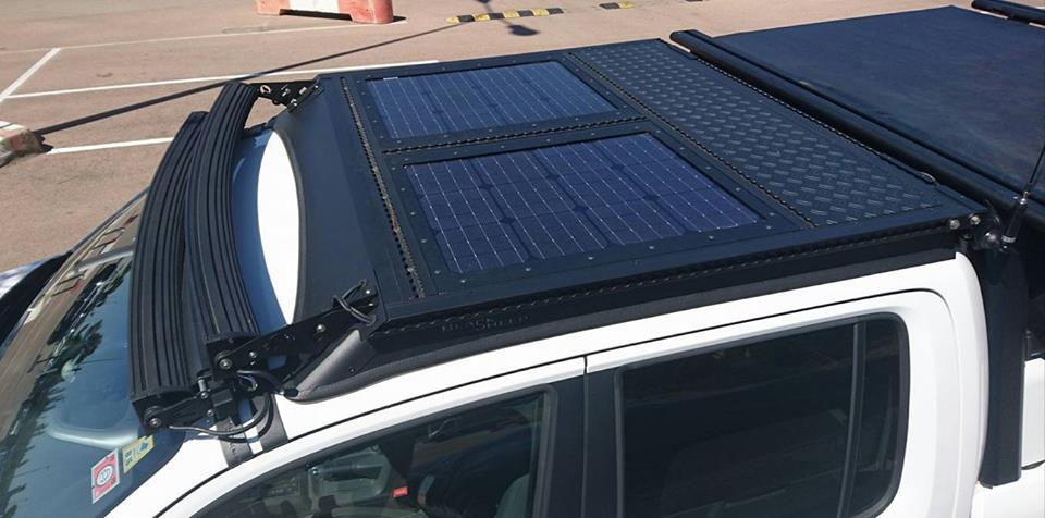 Plaform roofrack dakrack dakrek Volkswagen Amarok