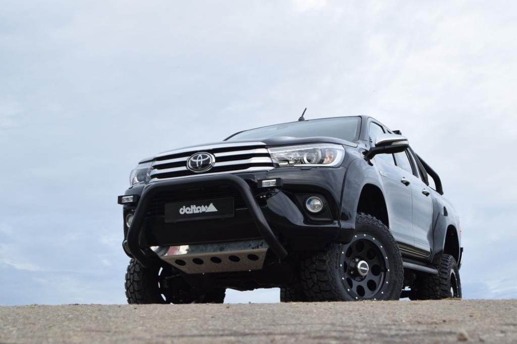 Toyota Hilux the Beast