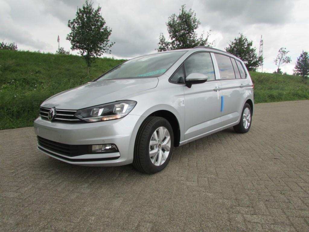 Volkswagen Sharan grijs kenteken ombouw