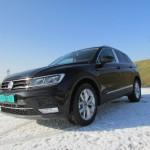 Volkswagen Tiguan grijs kenteken
