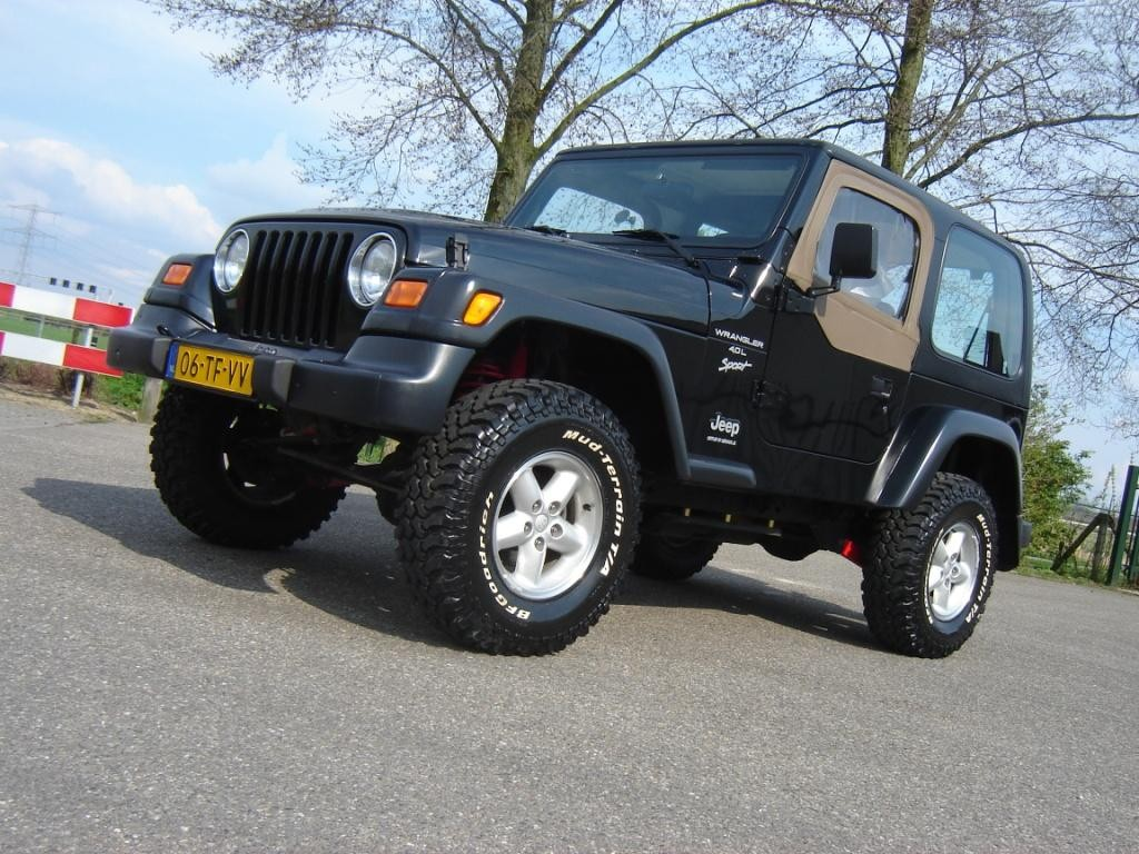 Jeep Wrangler specialist Saris 4x4