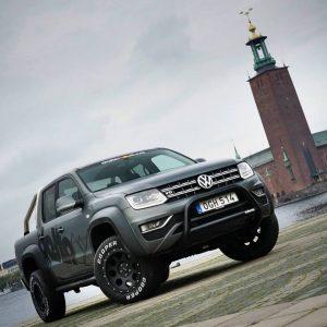 100 mm body lift kit VW Amarok