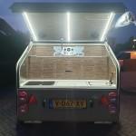 X_Line offroad adventure trailer caravan 4x4 camper